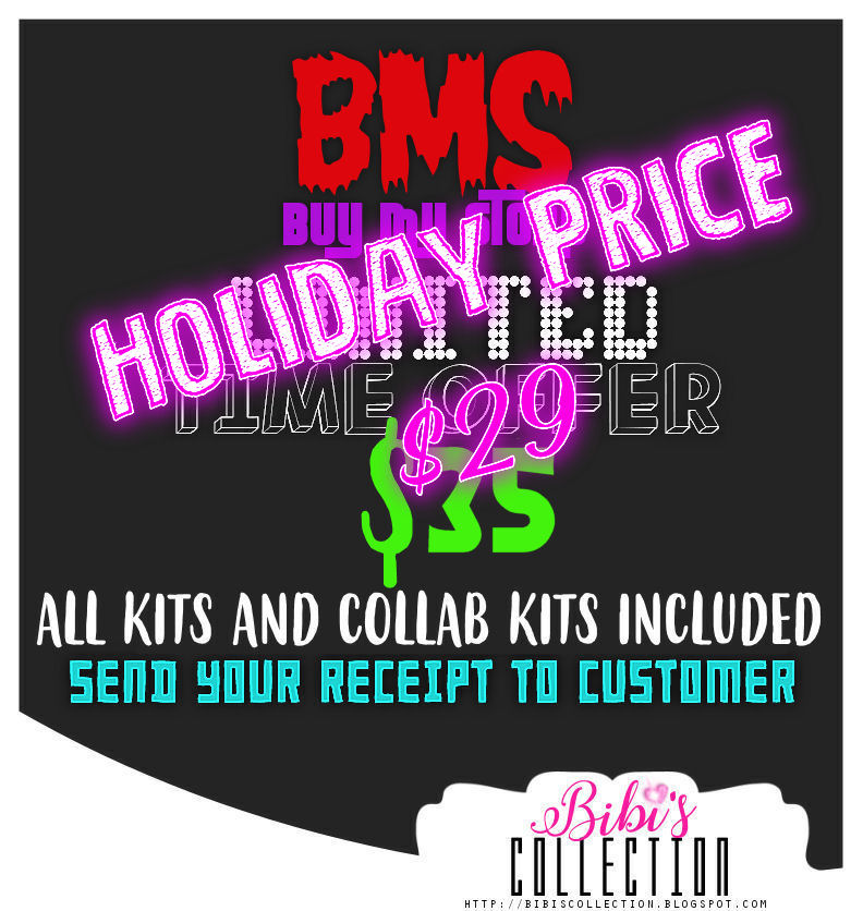 !LIMITED TIME BMS BIBIS COLLECTION